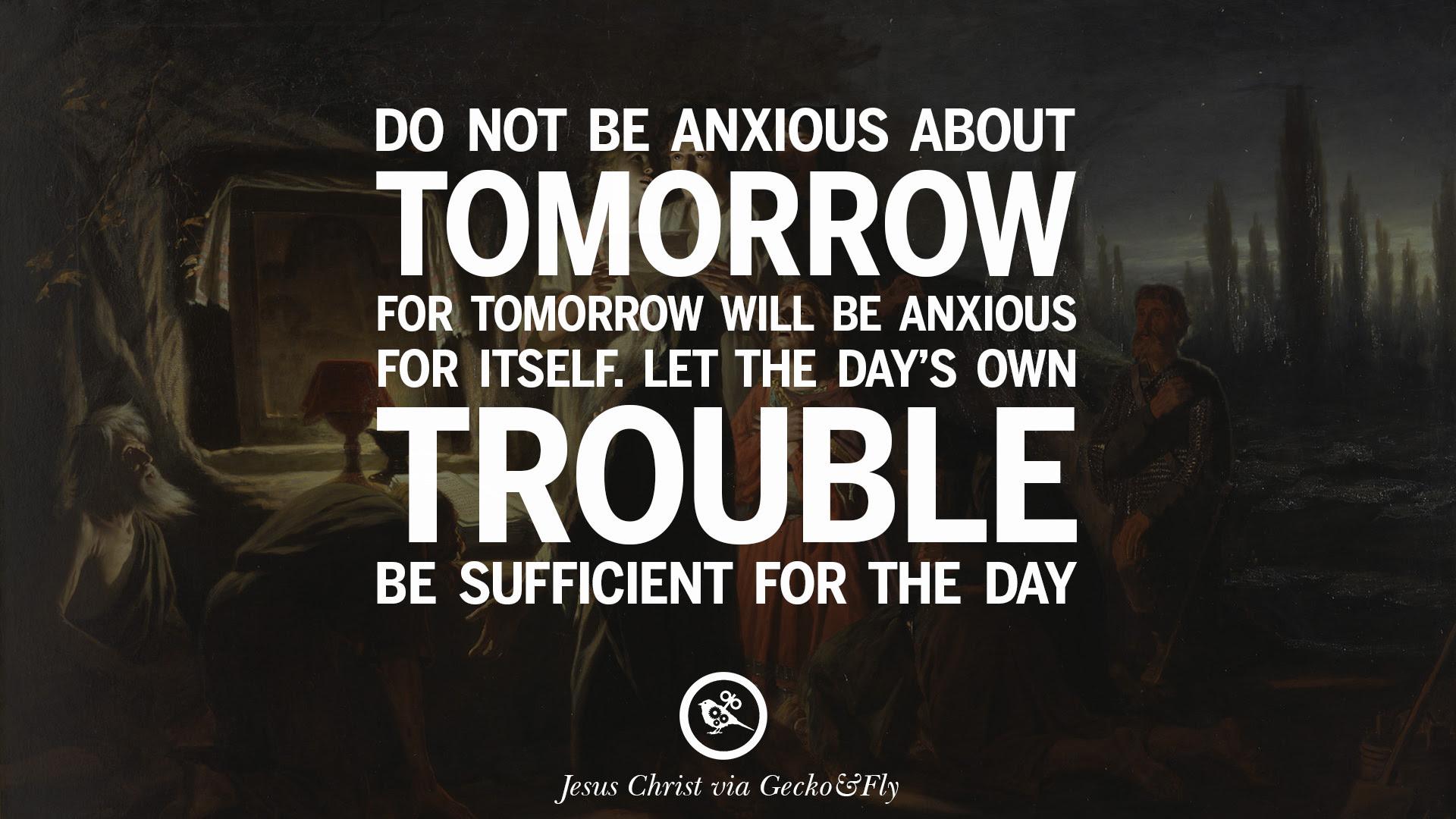 Jesus Christ Quotes On Life. QuotesGram
