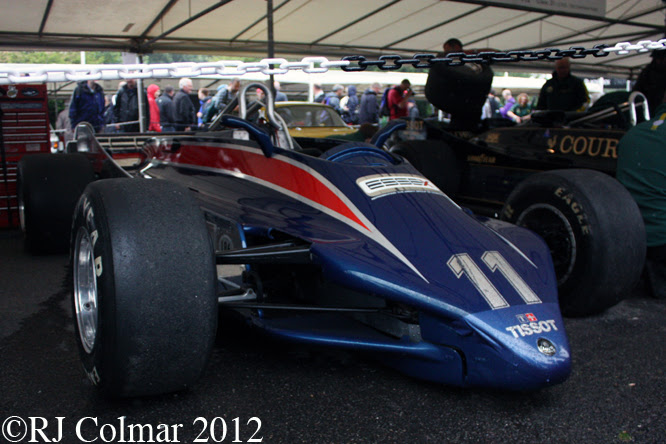 Lotus Ford 86, Goodwood Festival of Speed