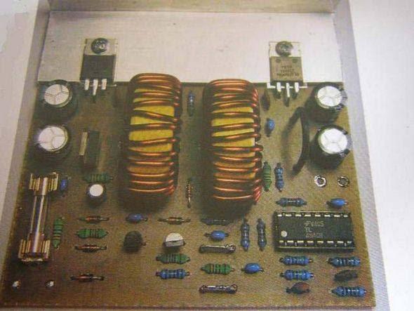 12V-24-10-dc-to-DC converter-tl494-70uh