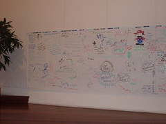 Flickr: Whiteboard at Google