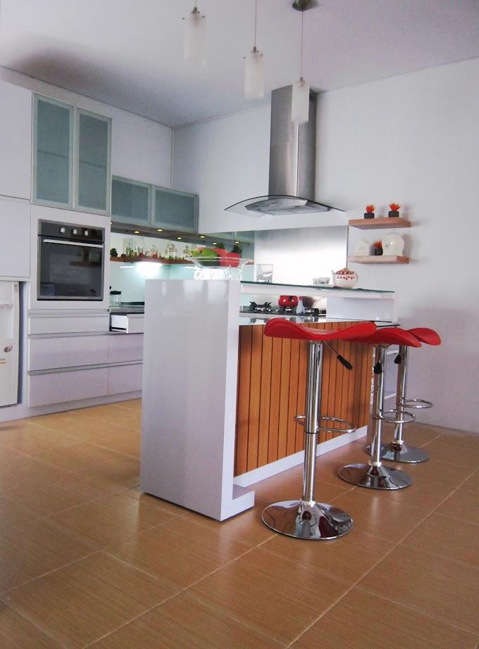 Kabinet Dapur Warna Kuning | Ide Rumah Minimalis
