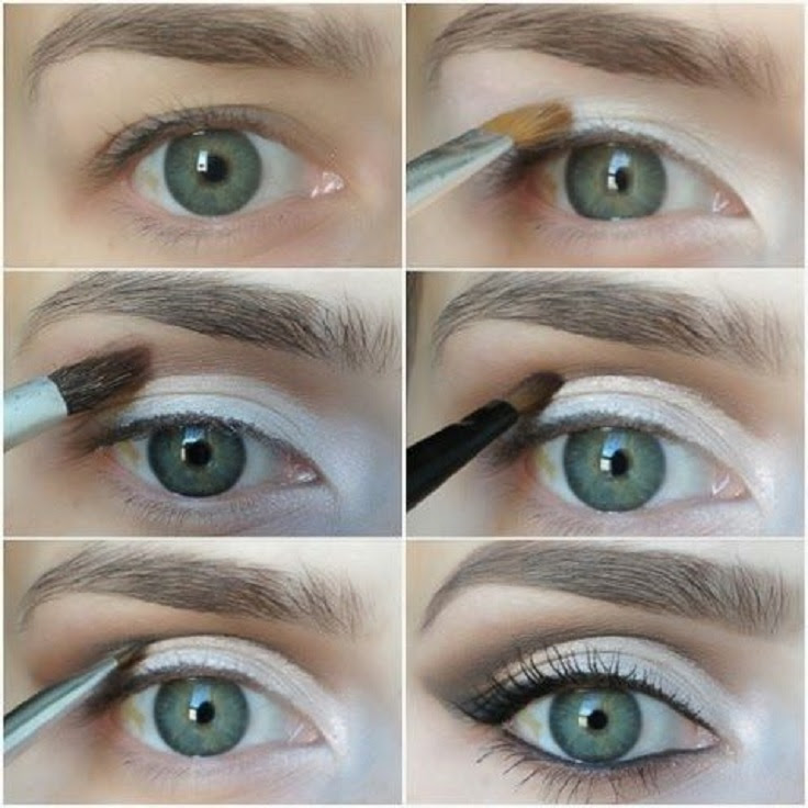 Makeup For Hooded Eyes - A Step-By-Step Tutorial With Pictures