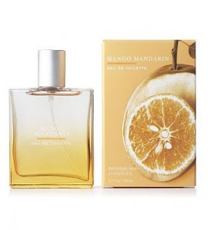 Mango Mandarin Bath and Body Works for women
