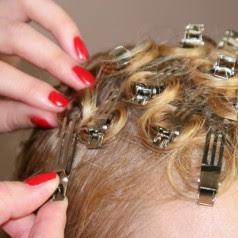 Pin Curls Anleitung Locken Mit Clips Step By Step Retrochicks