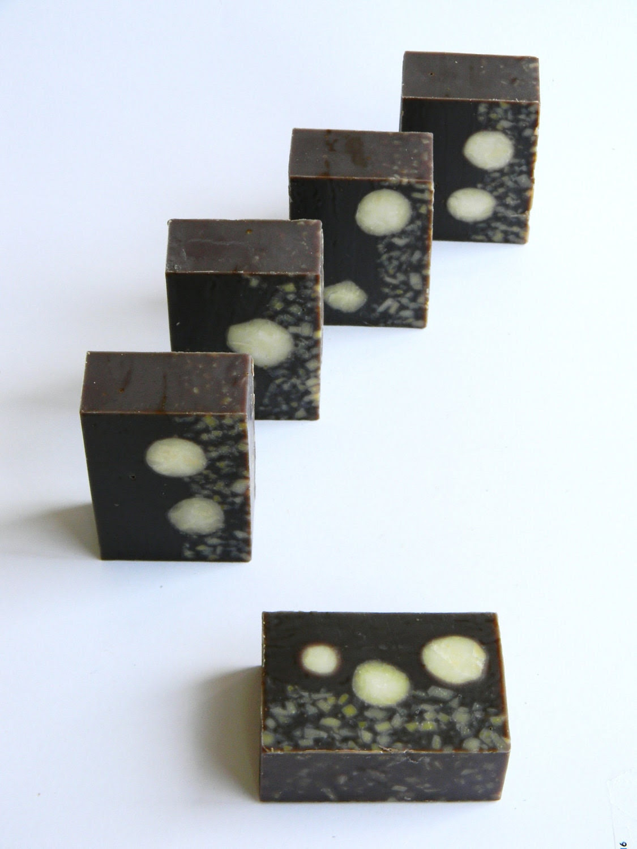 15% off BUBBLY GRAPE  natural handmade, cold process soap, vegan friendly