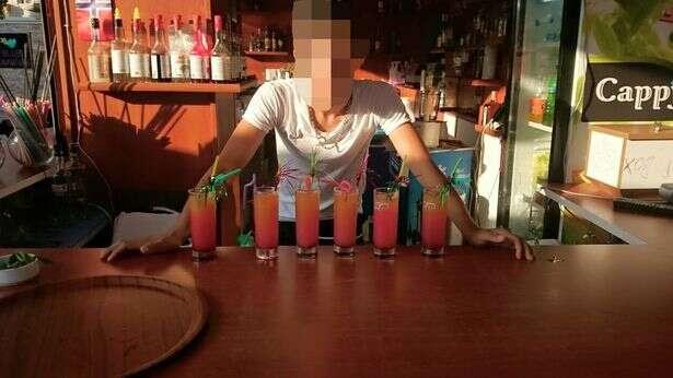 Garçom estupra mulher e pede desculpas a ela através do Facebook