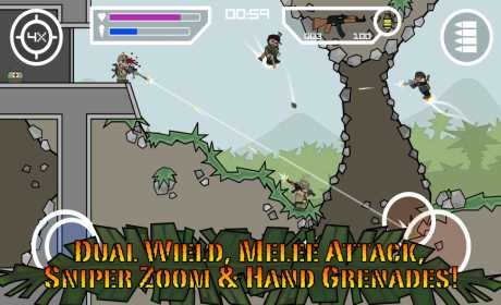 Mini Militia v4.1.1 : Doodle Army 2 Hacked With Apk Editor (How to mod Unlimited mod, boost) 2018