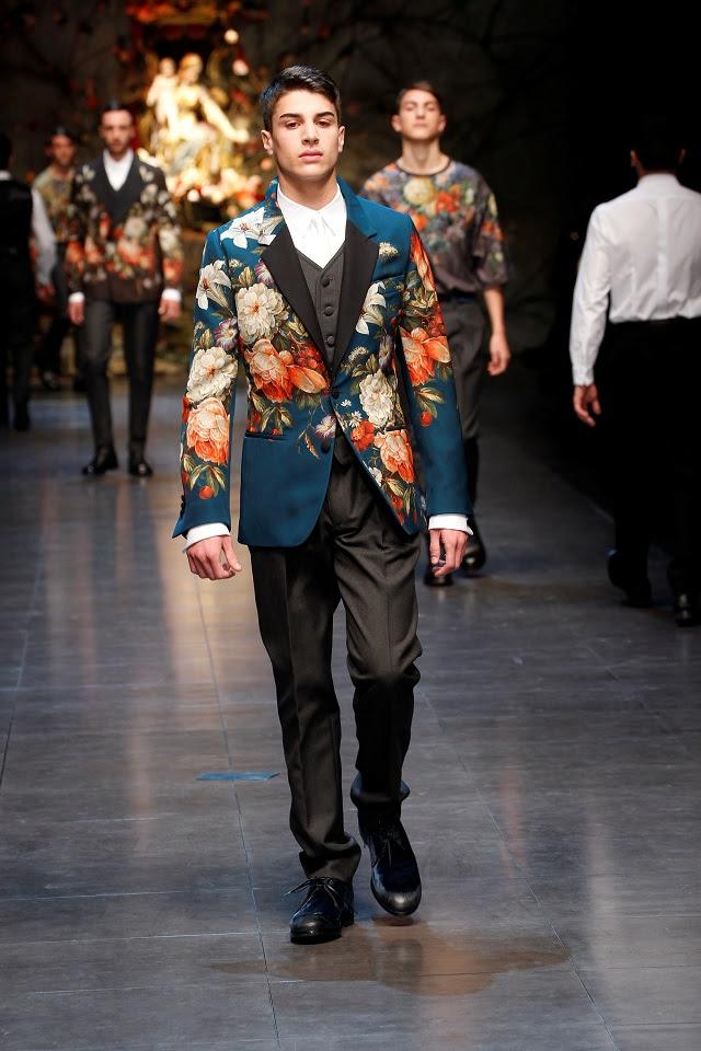 Dolce&Gabbana Men's FW 13-14_2