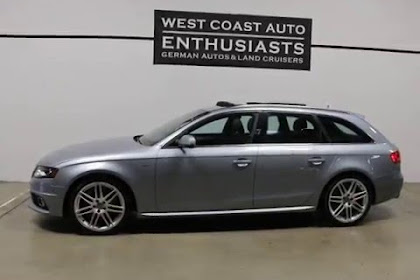 2011 Audi A4 Avant Prestige S Line