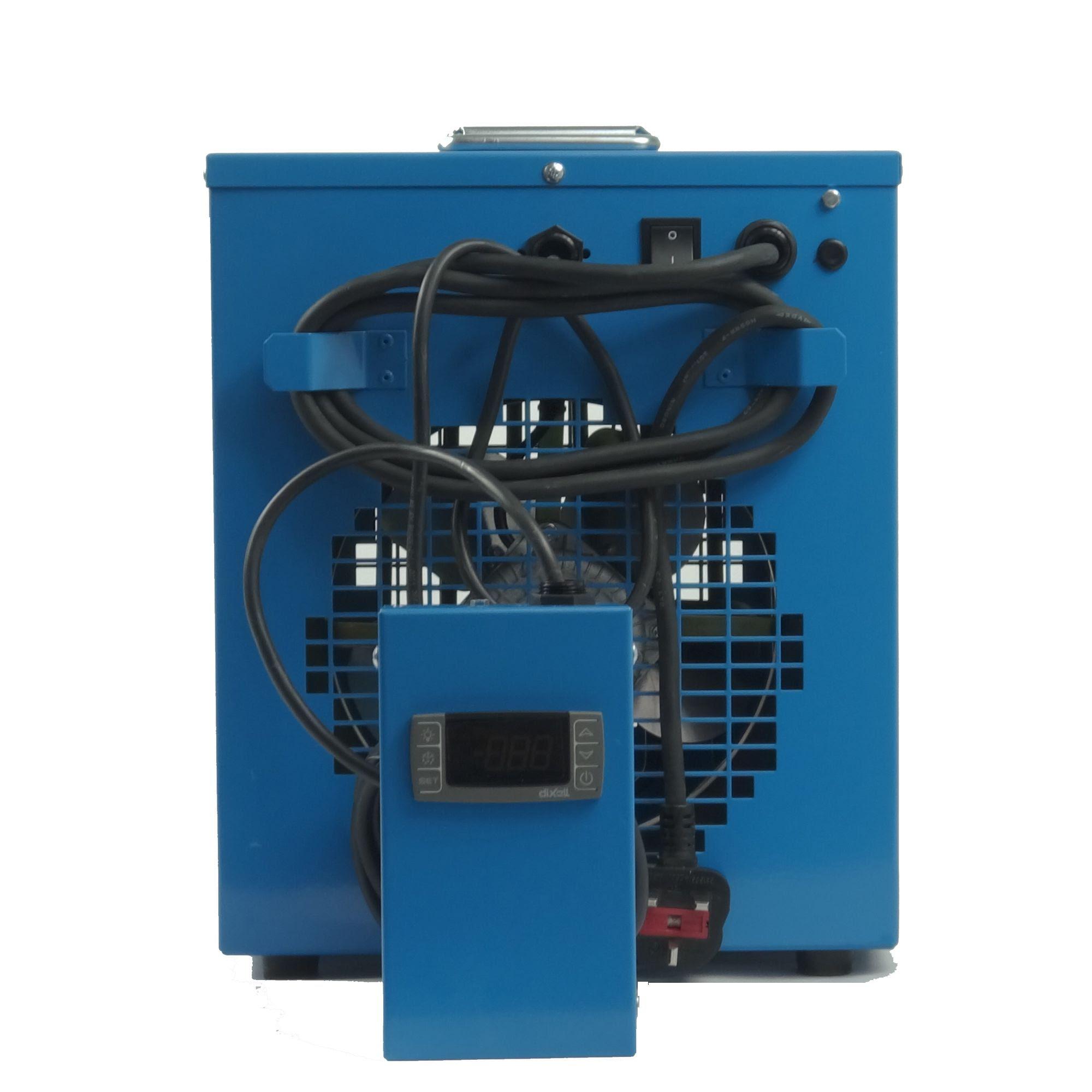 Bed Bug Tuer Radiateur électrique FF3T-13 (3Kw / 12000BTU) Avec contrôleur et à distance thermostat 240V 50Hz ~