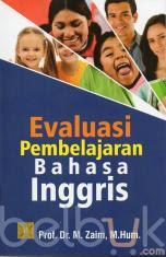 Evaluasi Pembelajaran Bahasa Inggris