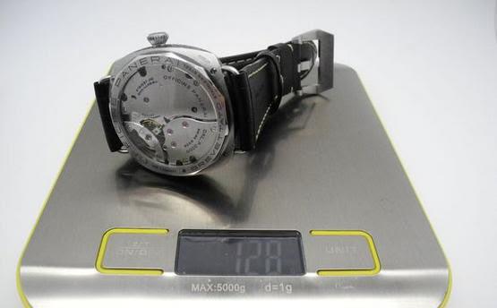ZF 604 Weight