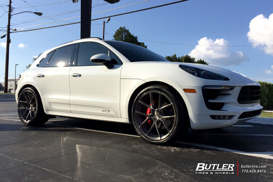 Porsche Macan With 22in Savini Bm14 Wheels Exclusively From Butler Tires And Wheels In Atlanta