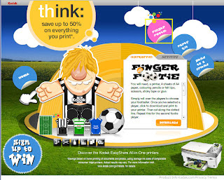 kidscanprint.com, an activity centre for parents