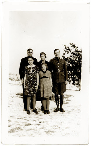 Family and uniform