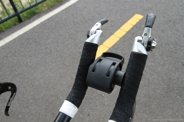 Garmin FR910XT Bike Mount (standard Forerunner rubber mount)