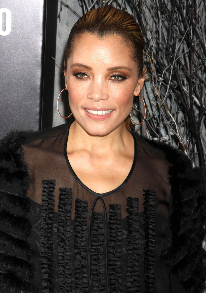 Michael Michele - 'The Girl With The Dragon Tattoo' New York Premiere