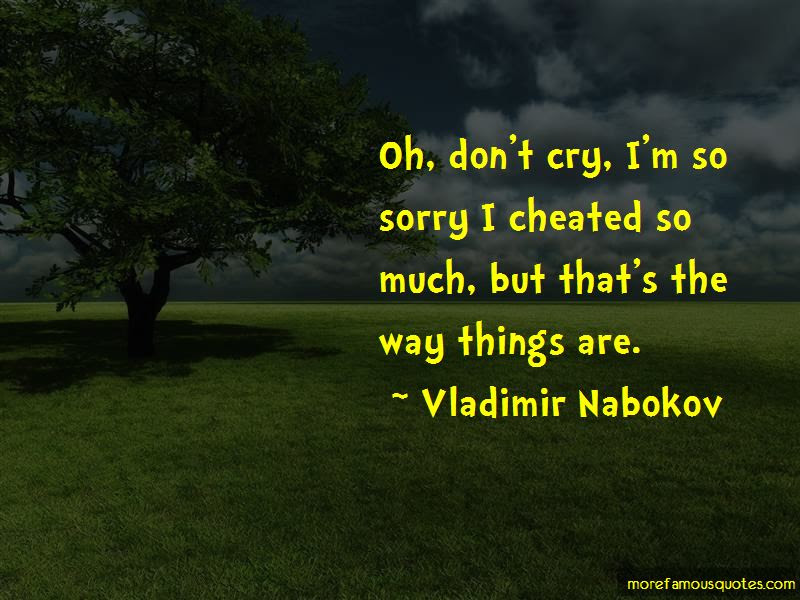 Sorry I Cheated Quotes Top 2 Quotes About Sorry I Cheated From