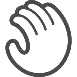 掴むのフリーアイコン2 アイコン素材ダウンロードサイトicooon Mono