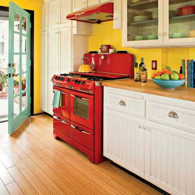 Benefits of Yellow | Editors' Picks: Our Favorite Yellow Kitchens ...
