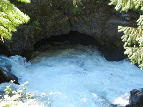 Natural Bridge, The Rogue River, Oregon _ 6479