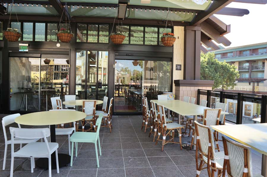 Naples Ristorante in Downtown Disney Completes Phase Two ...