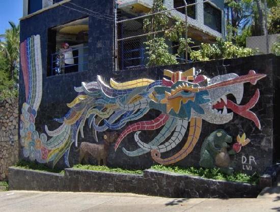 Mural Diego Rivera Taxco
