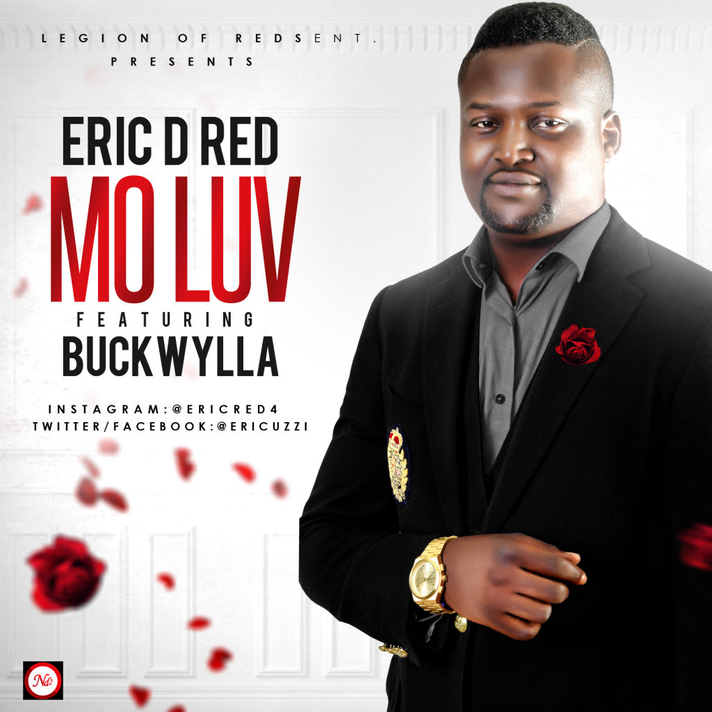 eric d red mo love buckwylla cover