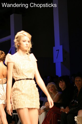 Femme Noir by Phong Hong Debut at Downtown Los Angeles Fashion Week Fashion Angel Awards Emerging Designers Runway Show 5