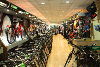 Comprar bicicletas usadas em lojas especializadas pode ser uma boa opção