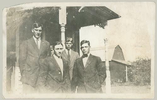 Four fellows