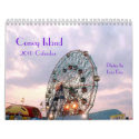 2010 Coney Island Calendar calendar