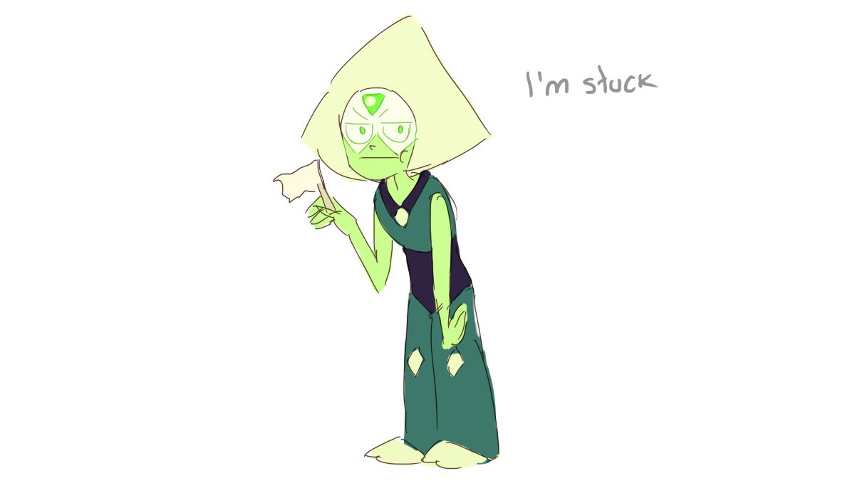 we need more Peridot in the extended version