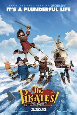 The Pirates! In an Adventure With Scientists poster
