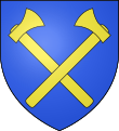 Coat of arms}}} of Saint HelierSaint-Hélier