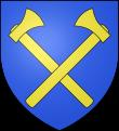 Coat of arms}}} of Saint HelierSaint-Hélier