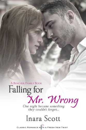 Falling for Mr. Wrong: A Bencher Family Book (Entangled Indulgence) by Inara Scott