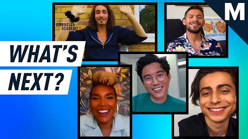Avatar of 'The Umbrella Academy' cast break down their favorite Season 2 moments