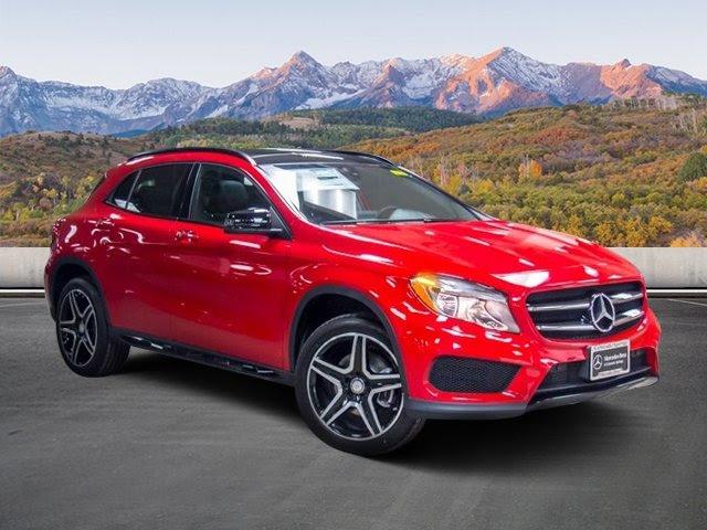 New 2017 Mercedes-Benz GLA GLA 250 Sport SUV in Colorado ...