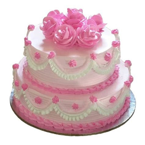 tier strawberry cake designer cakes  gift