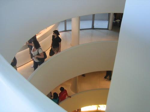 Guggenheim Museum, September 2010 _ 7283