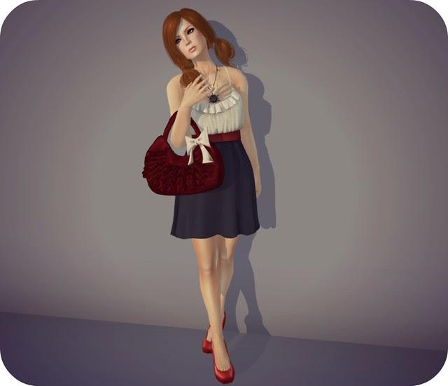 {Spright} Inspire Dress - Nautical
