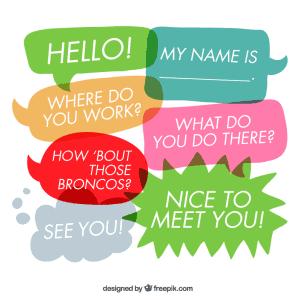 Networking-Conversation