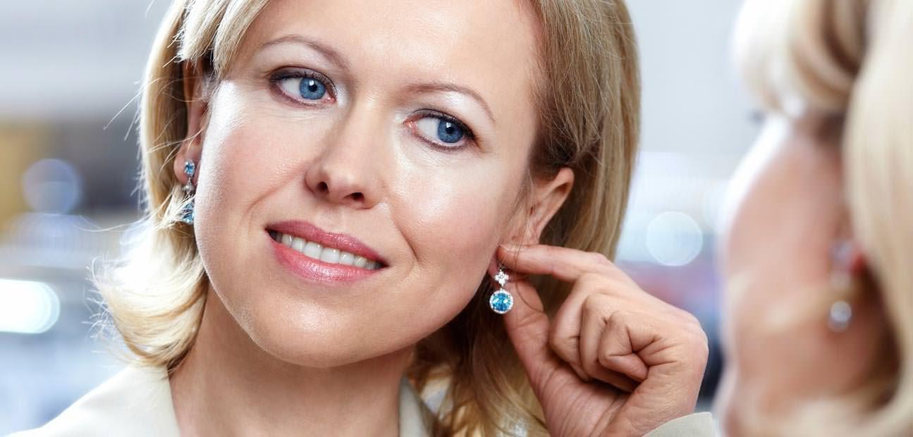 Tips mencari subang yang sesuai dengan bentuk muka.