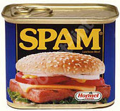 spam by Tall Scientist