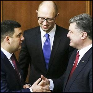 Демократическая колонизация Украины