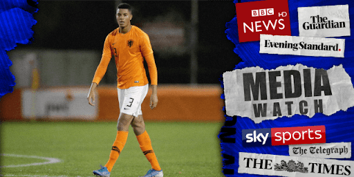 Avatar of Media Watch: Chelsea reportedly close to deal for next 'Virgil van Dijk', Frank Sinclair gets new job, Ivanovic hints at Premier League return
