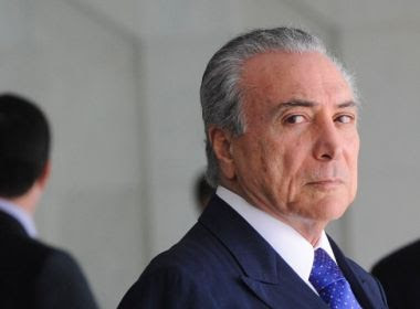 No RJ, Temer anuncia criação do Ministério Extraordinário da Segurança Pública