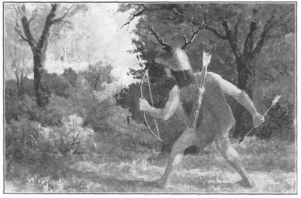 Drawing of a Yosemite Hunter