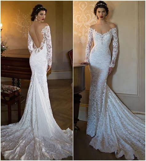 36 Low Back Wedding Dresses   Wedding Dresses   Wedding